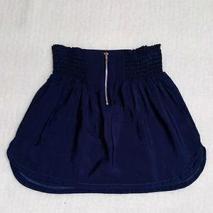 Olsenboye Navy Skirt